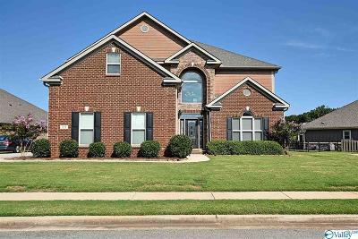 Huntsville Single Family Home For Sale: 50 Walnut Cove Boulevard