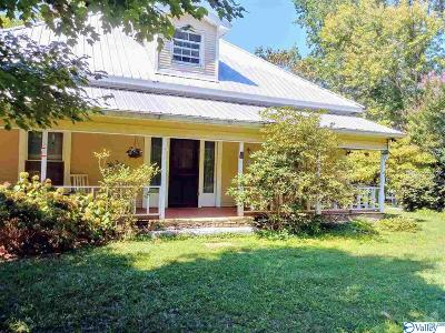 Langston Single Family Home For Sale: 1110 Armstrong Road