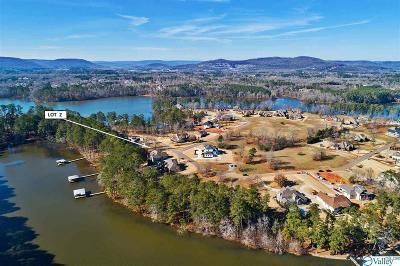 Scottsboro Residential Lots & Land For Sale: 980 Peninsula Drive