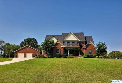 New Market AL Single Family Home For Sale: $599,900