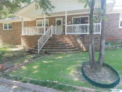 Guntersville Single Family Home For Sale: 875 Point Of Pines