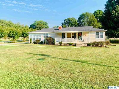 Scottsboro Single Family Home For Sale: 1804 Edwin Street