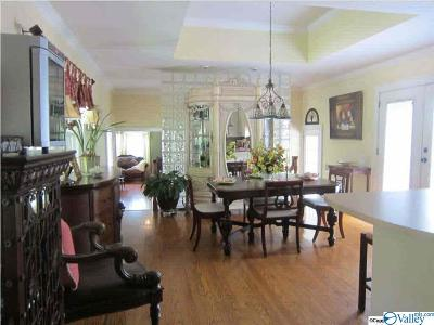 Guntersville Single Family Home For Sale: 2111 Brown Street