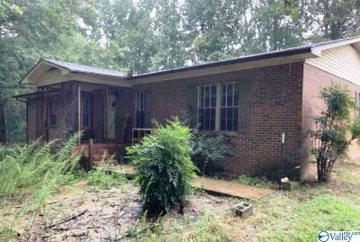 Boaz Single Family Home For Sale: 5874 Cox Gap Road