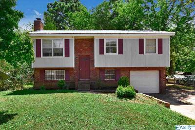 Huntsville Single Family Home For Sale: 3613 NW Judd Avenue