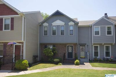 Huntsville Townhouse For Sale: 2632 Whitesburg Drive