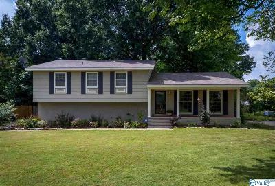 Huntsville, Madison, Athens, Decatur, New Market, Hazel Green, Priceville Single Family Home For Sale: 10012 Allison Drive