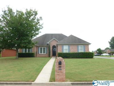 Huntsville, Madison, Athens, Decatur, New Market, Hazel Green, Priceville Single Family Home For Sale: 2520 Jarvis Street
