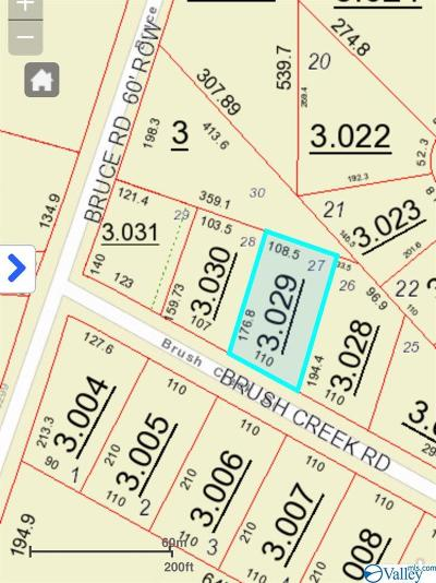 Boaz Residential Lots & Land For Sale: Lot 27 Brush Creek Drive