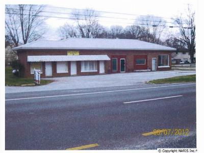 Hazel Green Commercial For Sale: 13710 N Highway 231/431