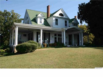 Gadsden Single Family Home For Sale: 801 Bellevue Drive