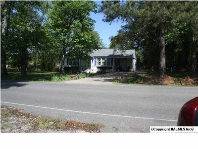 Single Family Home For Sale: 1606 Brownsferry Road