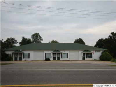 Ardmore Commercial For Sale: 28353 Highway 53