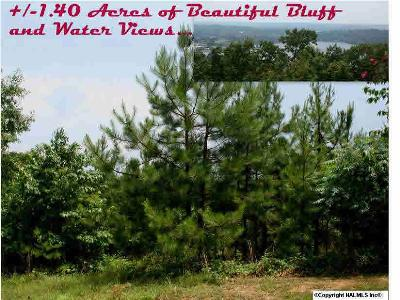 Guntersville AL Residential Lots & Land For Sale: $60,000