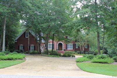 Phenix City Single Family Home For Sale: 1309 Grist Mill Dr