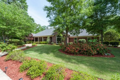 Phenix City Single Family Home For Sale: 1866 Pierce Rd