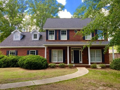 Phenix City Single Family Home For Sale: 172 Lee Rd 451