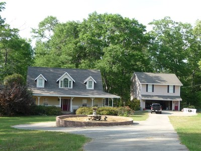 Phenix City AL Single Family Home For Sale: $269,900