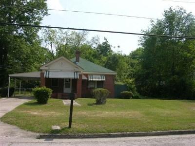Phenix City AL Single Family Home For Sale: $20,000