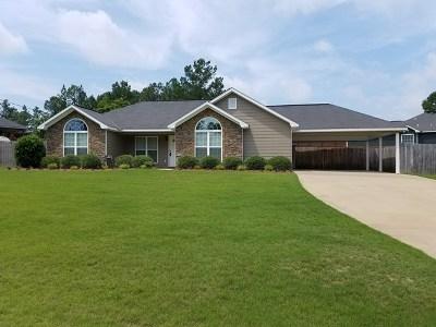 Salem Single Family Home For Sale: 709 Lee Rd 2087