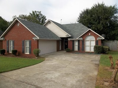 Phenix City Single Family Home For Sale: 3303 Chariot Ct