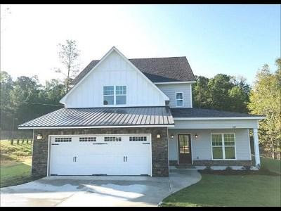Salem Single Family Home For Sale: 109 Lee Rd 2207