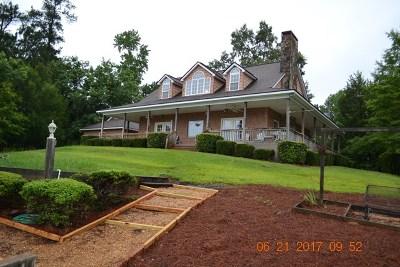 Salem Single Family Home For Sale: 1157 Lee Rd 743