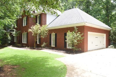 Phenix City Single Family Home For Sale: 1405 Grist Mill Dr