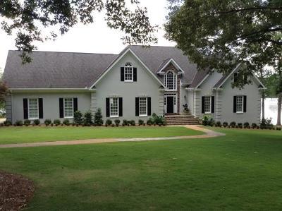 Salem Single Family Home For Sale: 406 Lee Rd 342