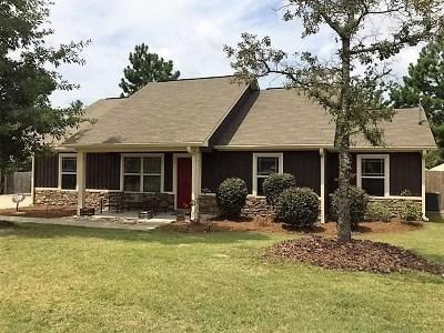 Salem Single Family Home For Sale: 52 Lee Rd 2191