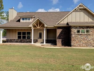 Salem Single Family Home For Sale: 444 Lee Rd 2206