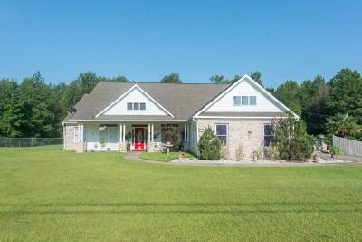 Salem Single Family Home For Sale: 2121 Lee Rd 279