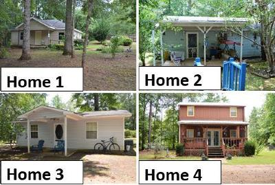 Salem Single Family Home For Sale: 947 B Lee Rd 424