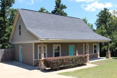 Salem Single Family Home For Sale: 802 Lee Rd 2087