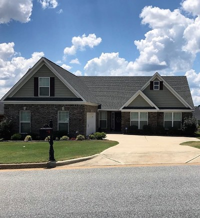Phenix City Single Family Home For Sale: 211 Lee Rd 2138
