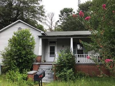 Phenix City AL Single Family Home For Sale: $27,500