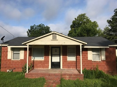 Phenix City Single Family Home For Sale: 103 15th Ave N