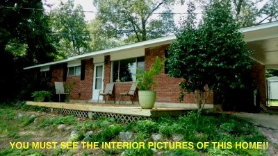 Phenix City Single Family Home For Sale: 1618 Seale Rd S