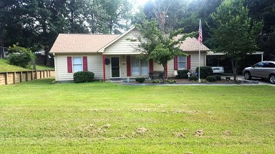 Phenix City Single Family Home For Sale: 463 Lee Rd 917