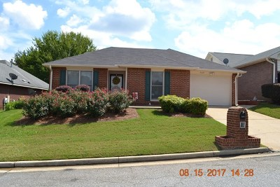 Phenix City Single Family Home For Sale: 3309 Overlook Dr