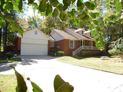 Phenix City Single Family Home For Sale: 4203 Bridgewater Dr