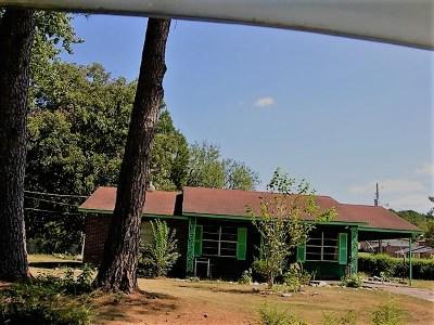 Phenix City Single Family Home For Sale: 1500 Jackson Dr