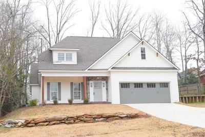 Phenix City Single Family Home For Sale: 2906 Four Seasons Dr