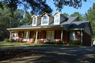 Phenix City Single Family Home For Sale: 5409 River Oak Way