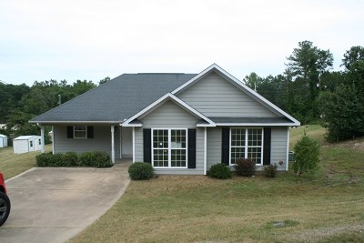 Phenix City AL Single Family Home For Sale: $75,000