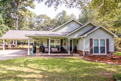 Phenix City AL Single Family Home For Sale: $138,500