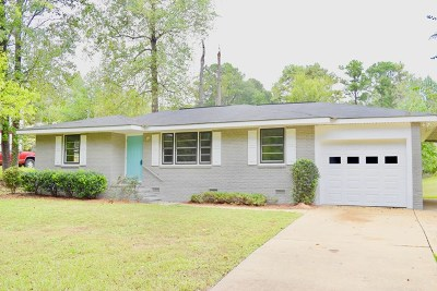 Phenix City AL Single Family Home For Sale: $103,900