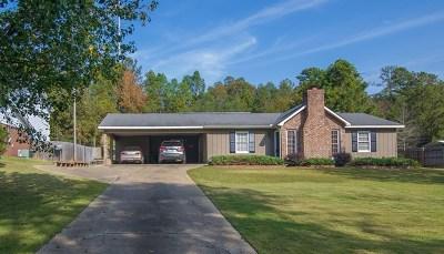 Phenix City Single Family Home For Sale: 1012 30th St