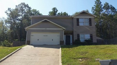 Phenix City AL Single Family Home For Sale: $101,250