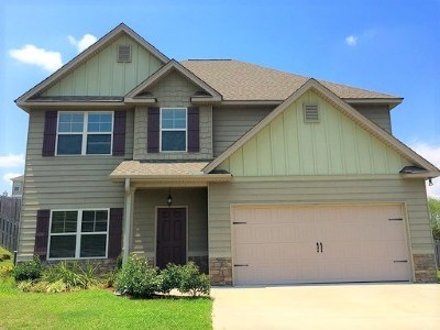Phenix City AL Single Family Home For Sale: $198,500